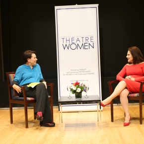 Tovah Feldshuh Shines at the Last Oral History Program of the 2019 Season